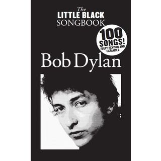 Wise Publications The Little Black Songbook: Bob Dylan Produktbild