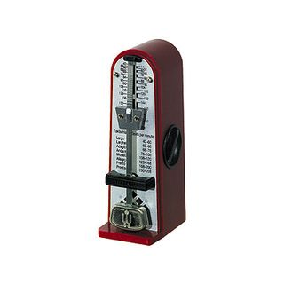 Wittner M 890 141 Metronome Piccolino rubinred Product Image