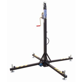 Work LW 142 D Traversenlift Max 100 kg, 4,1 m, DGUV V17/18 Product Image
