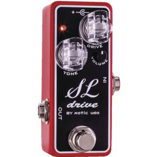 Xotic SL Drive Red Limited Edition Produktbild