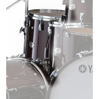 "Yamaha Absolute Maple Hybrid FloorTom 18""x16"", Classic Walnut #WLN Produktbild"
