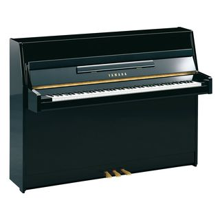 Yamaha B1 PE  Piano 109 cm Black polished Изображение товара