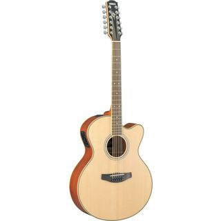Yamaha CPX 700 II-12 NT Natural Product Image