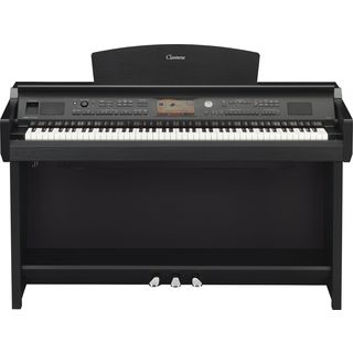 Yamaha CVP 705-B Digital Piano Satin Black Produktbillede