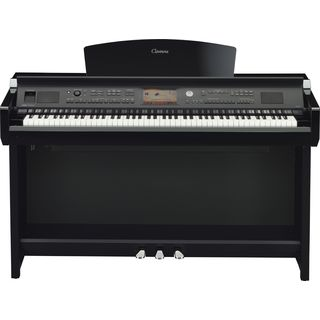 Yamaha CVP 705-PE Digital Piano Polished Ebony Produktbild