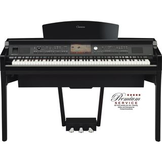 Yamaha CVP 709-PE Digital Piano Polished Ebony Produktbild