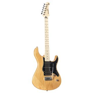 Yamaha Pacifica 112VM Yellow Natural Satin Product Image