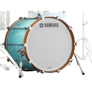 "Yamaha Recording Custom BassDrum 18""x14"", Surf Green Product Image"