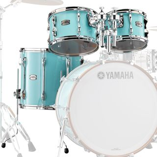Yamaha Recording Custom Tom Pack RBP6F3, Surf Green Product Image