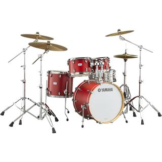 Yamaha TMP0F4 Tour Custom Shellset Candy Apple Изображение товара
