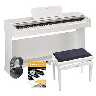 Yamaha YDP-143 WH Complete - Set Product Image