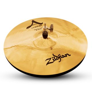 "Zildjian A-Custom HiHat 14"", Bottom only! Product Image"