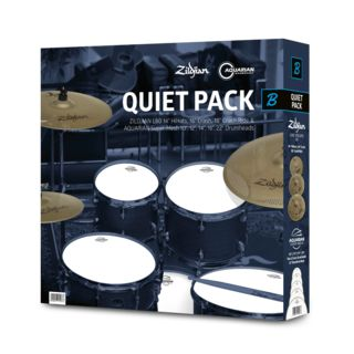 Zildjian Quiet Pack Low Volume AQLVSMB Product Image