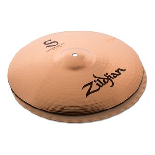"Zildjian S-Series Mastersound HiHat 14"" Brilliant Product Image"