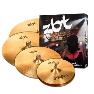 Zildjian ZBT 5 Piece Box Set ZBTP-390-A  Product Image