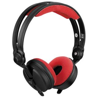 Zomo Earpad Set VELOUR for Sennheiser HD 25 Red Product Image