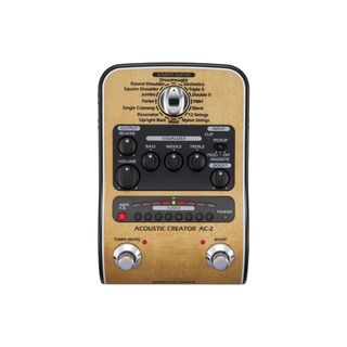 Zoom AC-2 Acoustic Creator Product Image