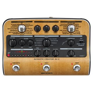 Zoom AC-3 Acoustic Creator Product Image