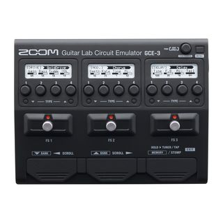 Zoom GCE-3 Guitar Circuit Emulator Product Image