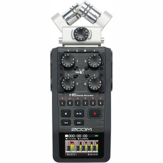 Zoom H6 - 6-Track Mobile Recorder Product Image