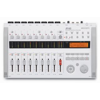 Zoom R16 Recorder 16-Track + Interface,Controller,Sampler Product Image