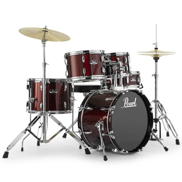 Pearl  Roadshow Compact RS585C, Wine Red #91