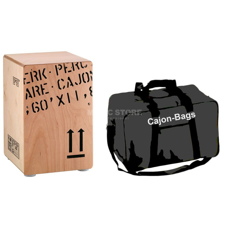 Cajon CP403 + Bag - Set Produktbild