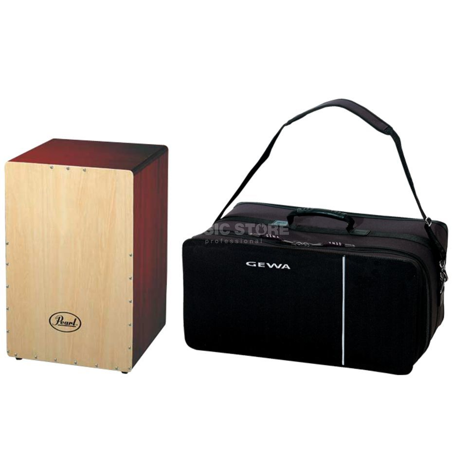 Cajon PBC-503 + Bag - Set Produktbild