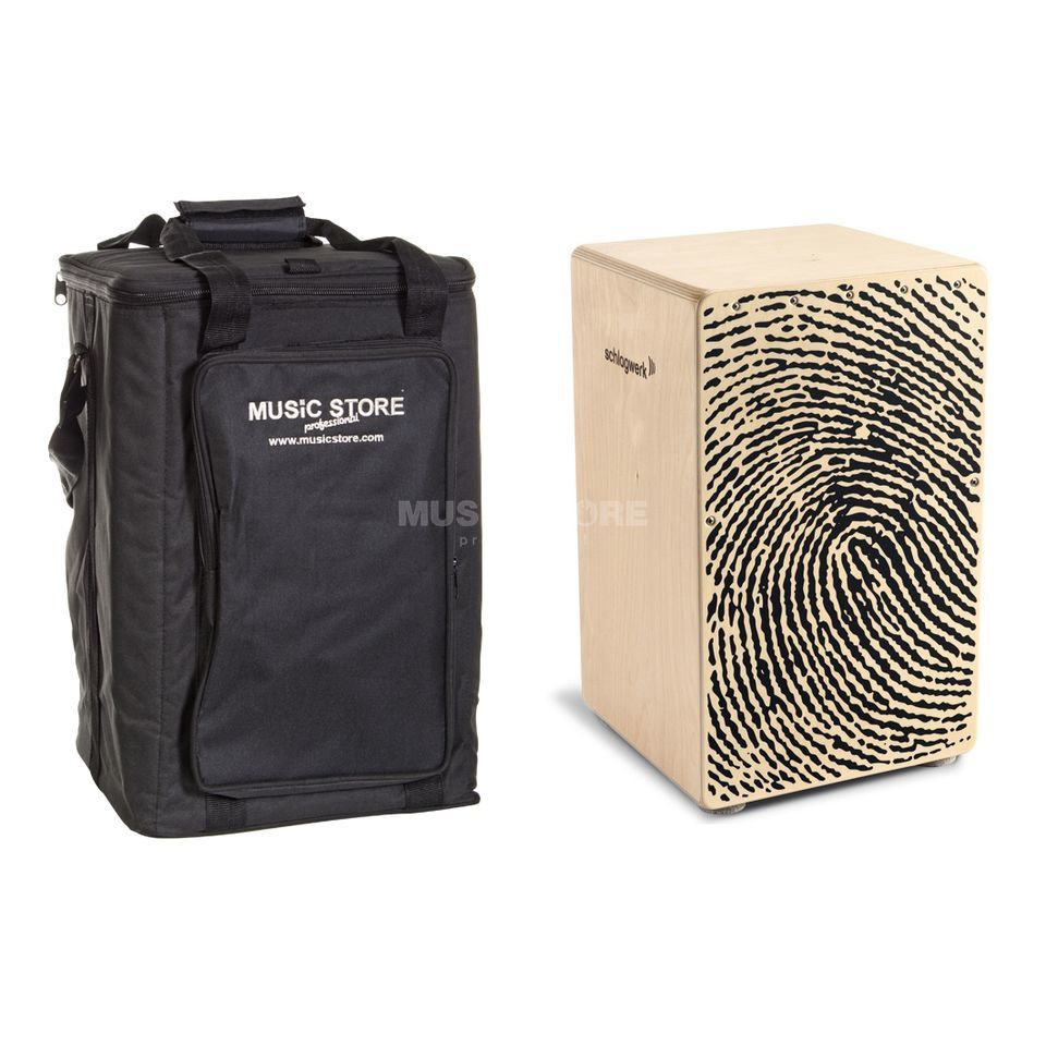Cajon X-One CP107 + Bag - Set Produktbild