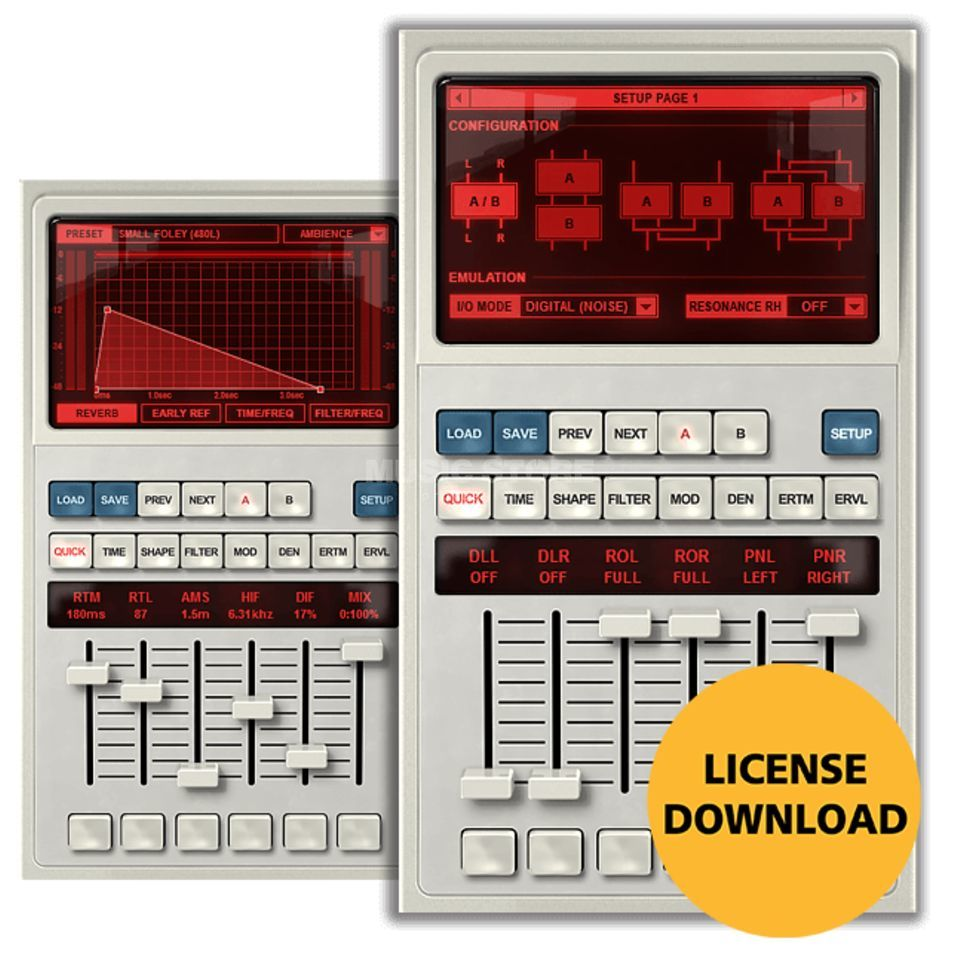 LX480 Complete License Code Product Image