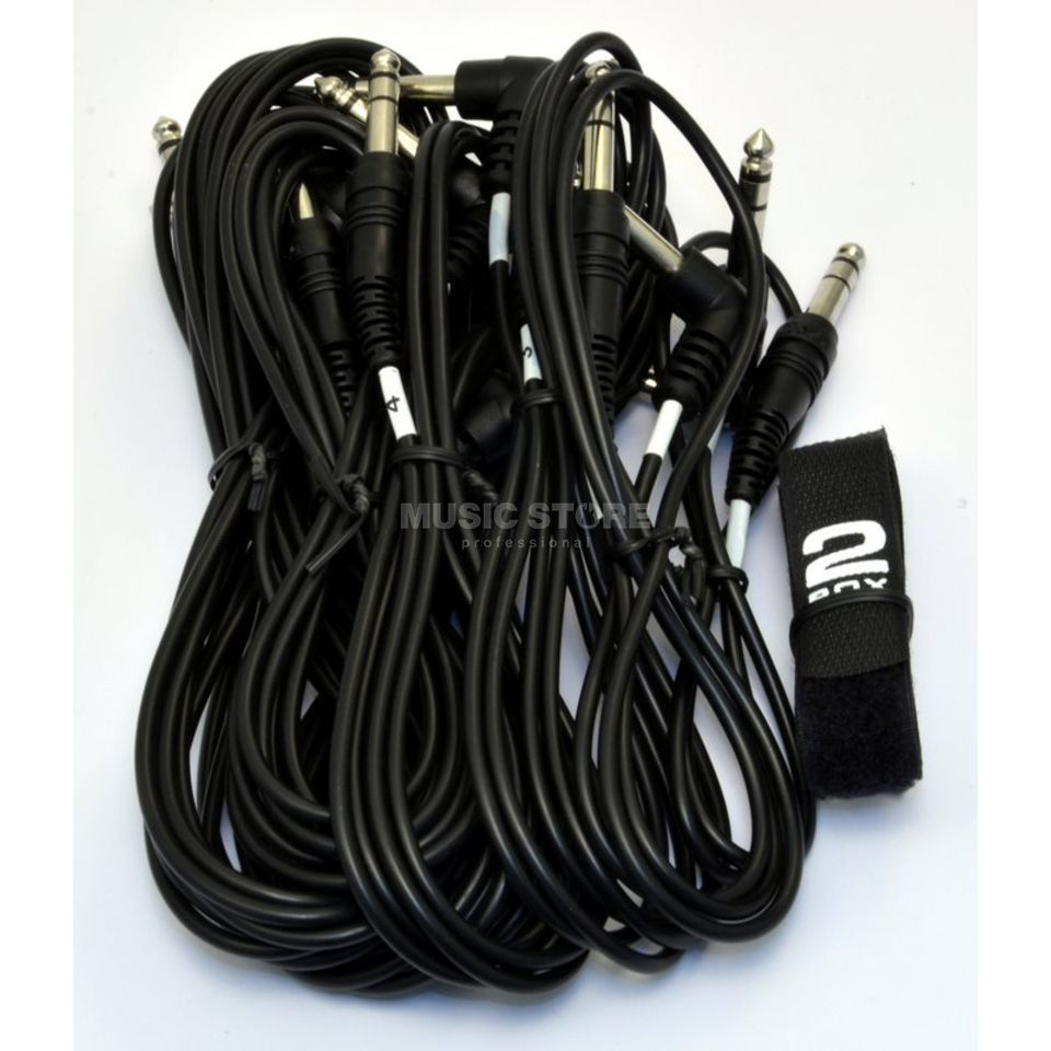 2Box Cable Set x8 Produktbillede