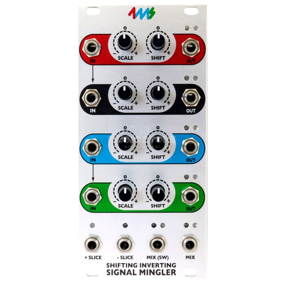 4ms Shifting Inverting Signal Mingler Produktbillede