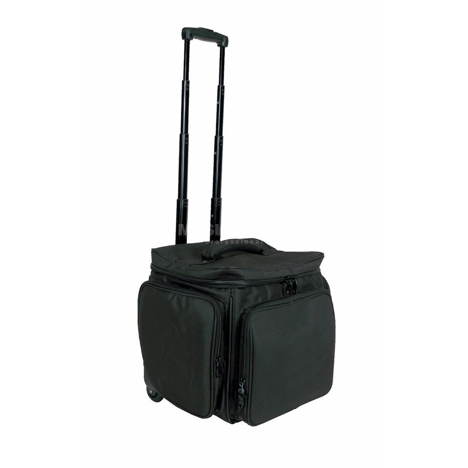 Accu Case ASC-AL-60 LP Bag voor 50 LPs, 330 x 330 x 203 mm Productafbeelding