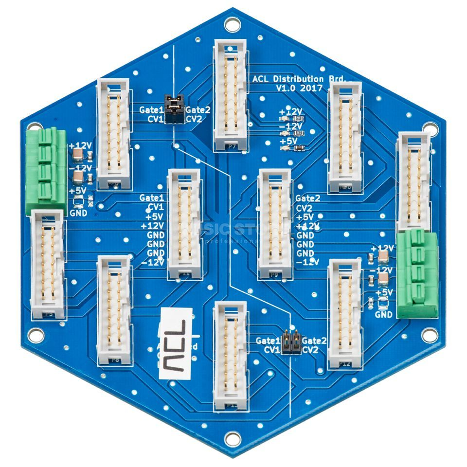 ACL Power Distribution Board Product Image