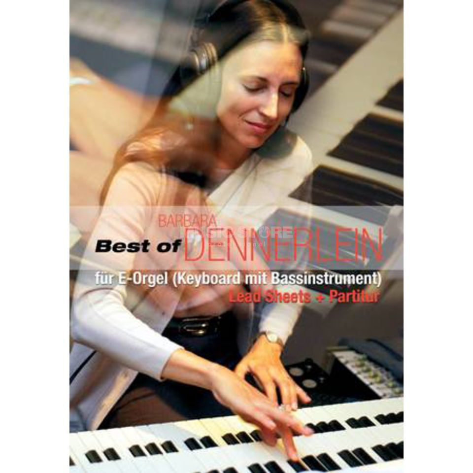 Acoustic Music Books Best of Barbara Dennerlein E-Orgel oder Keyboard Produktbillede