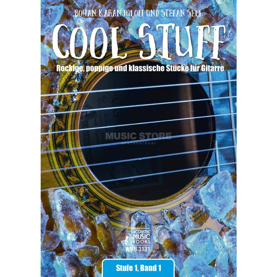 Acoustic Music Books Cool Stuff Produktbillede