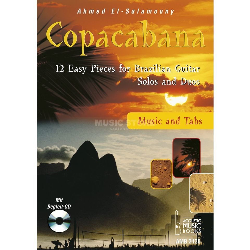 Acoustic Music Books Copacabana Produktbild