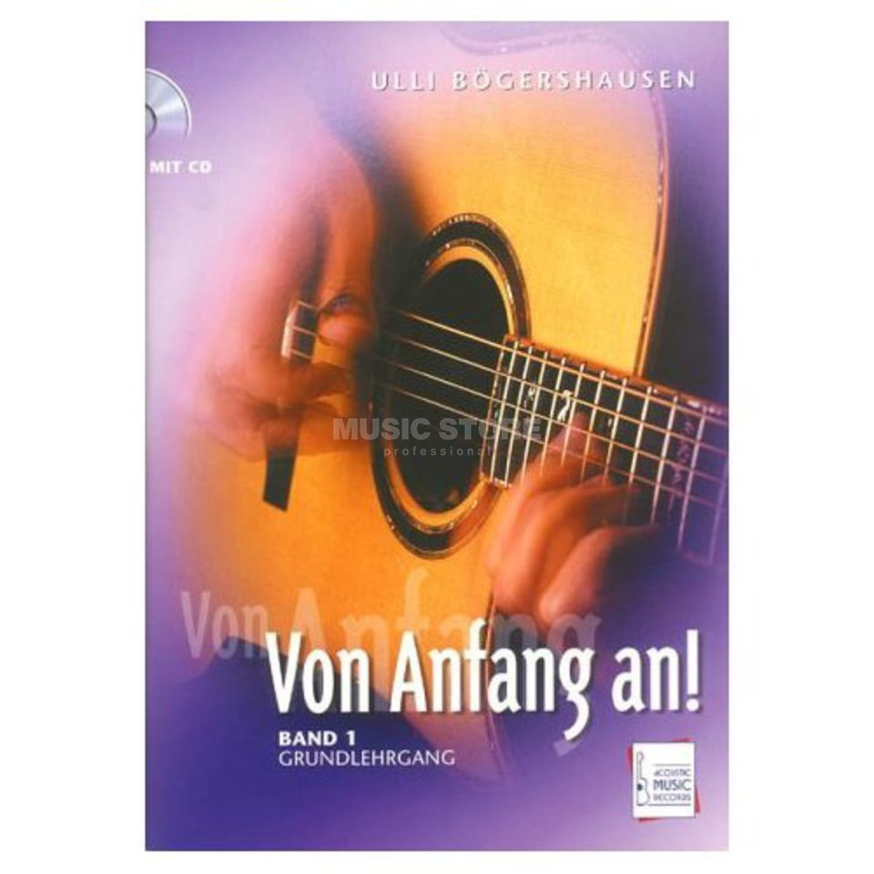 Acoustic Music Books Von Anfang an! 1 Produktbillede