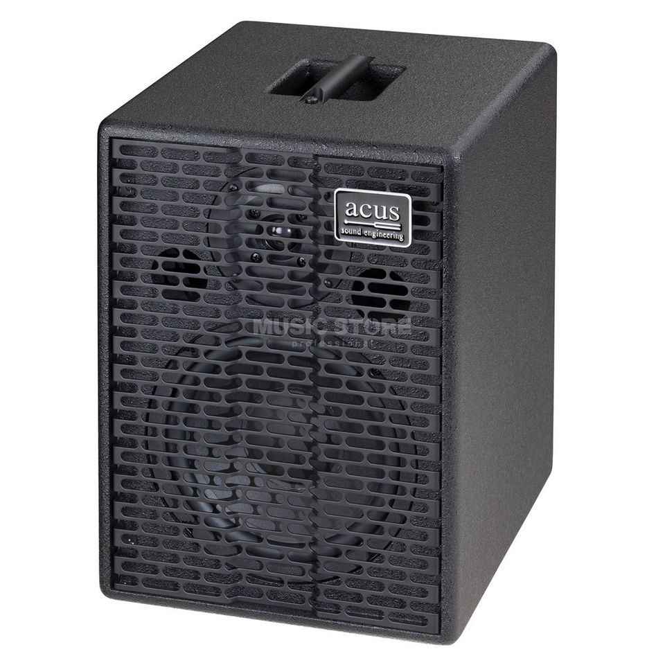 Acus One 4 All BLK 200 Watt Bi-Amp Produktbild