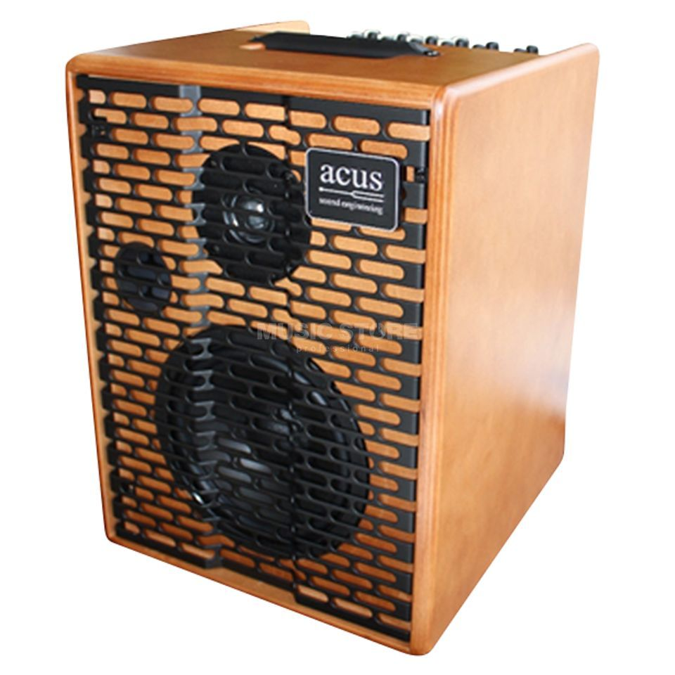 Acus One for Street Wood   Akku-Amp Produktbild