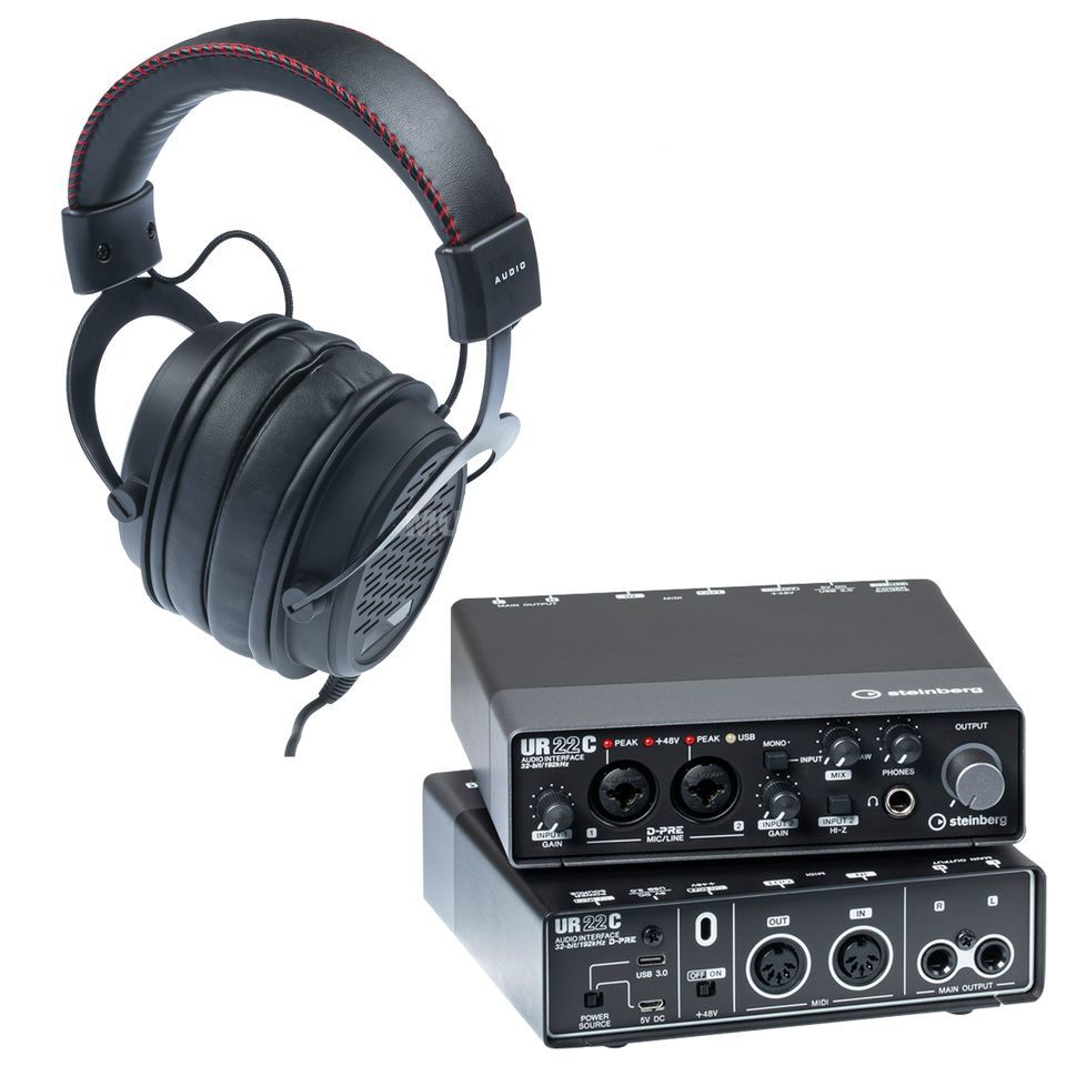Adam Audio F5 + Fame DB 029 XL - Set Produktbild