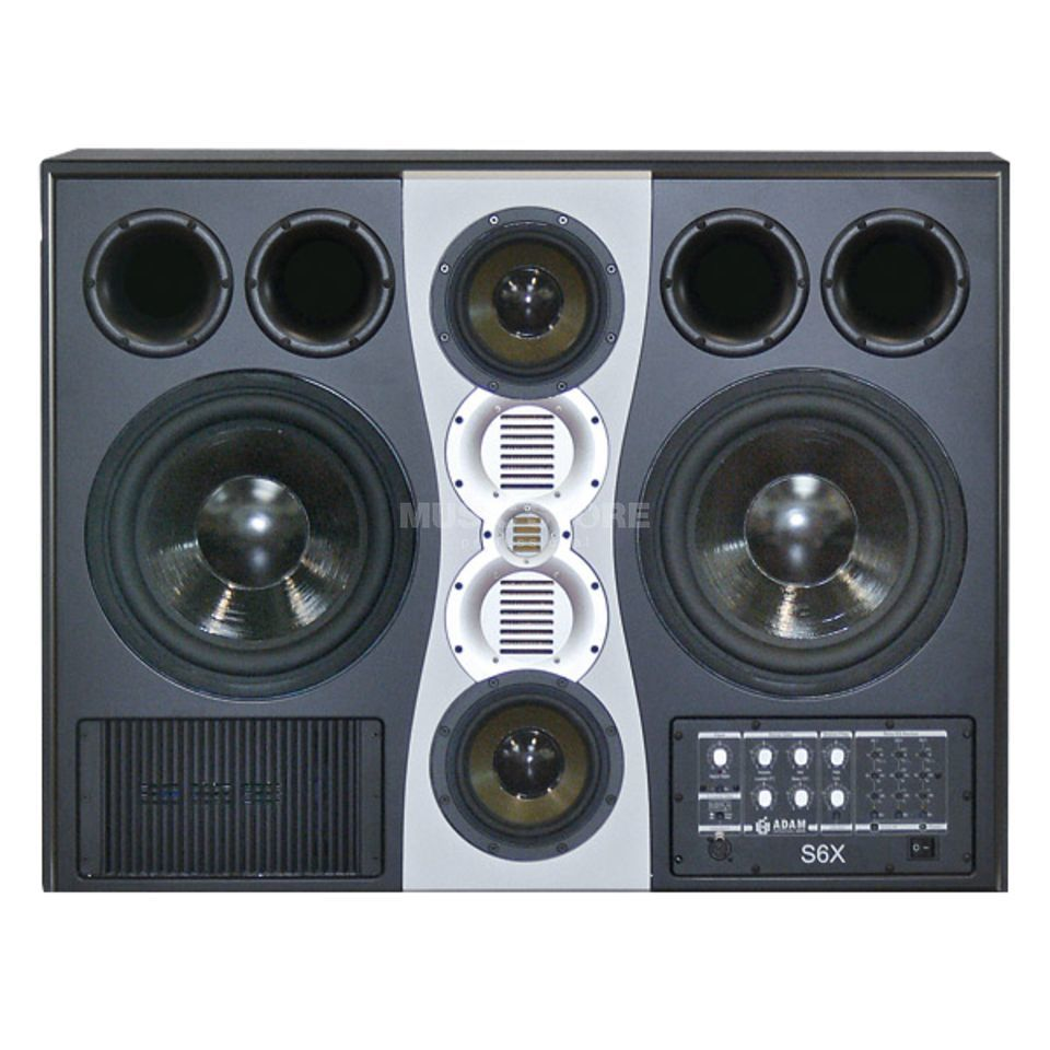Adam Audio S6X Main Monitor 4-way, active, 1000 watt Produktbillede
