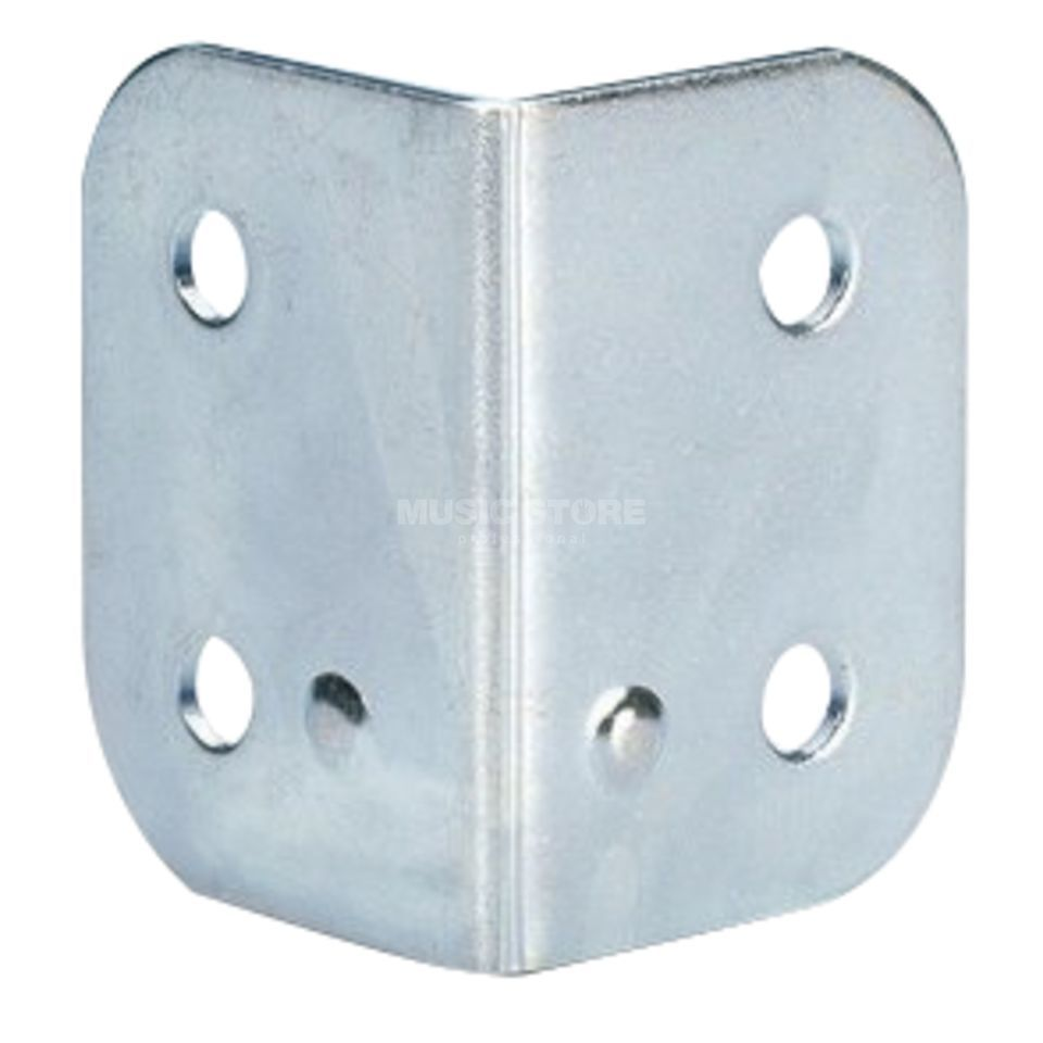 Adam Hall 4043 - Corner Brace 40 x - 28 with Bulge Produktbillede
