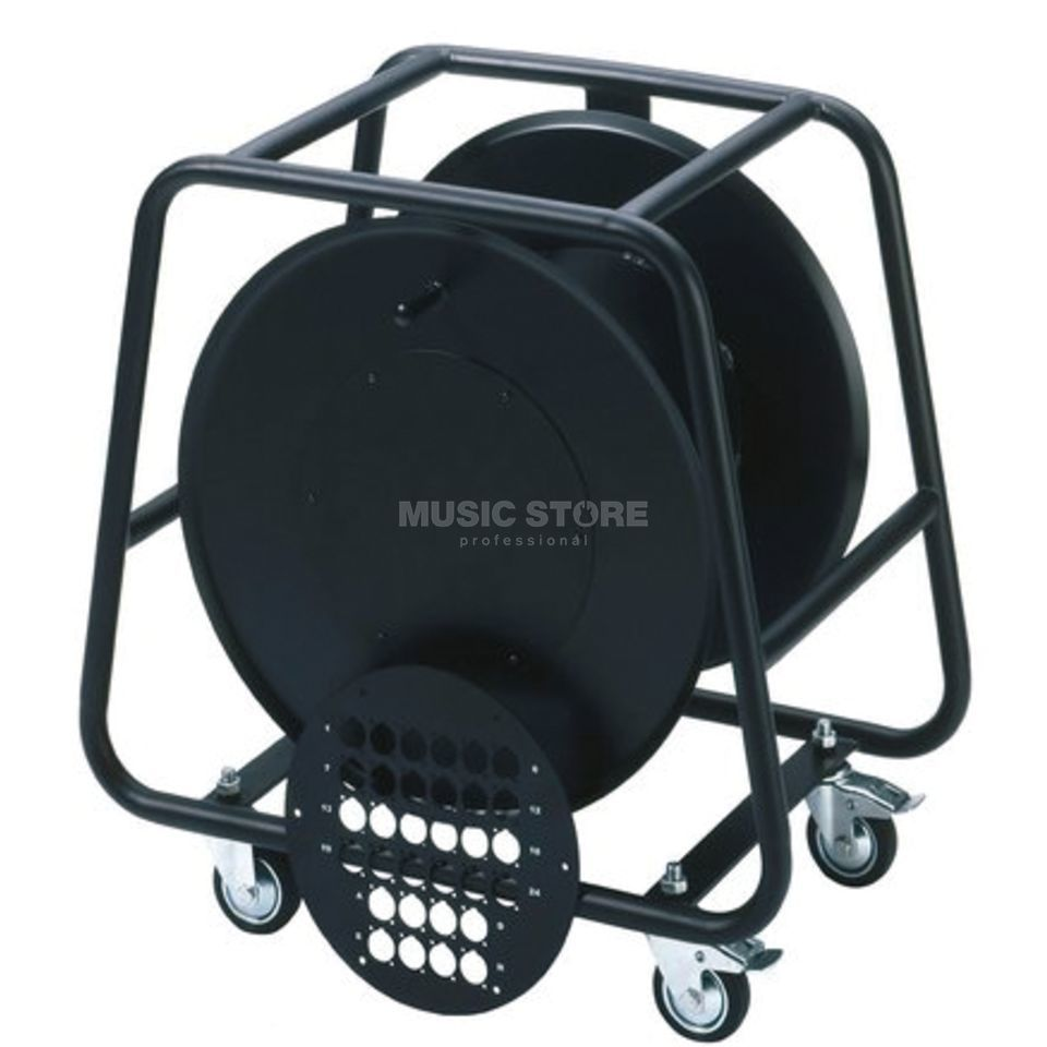 Adam Hall cable drum 70230  Produktbillede