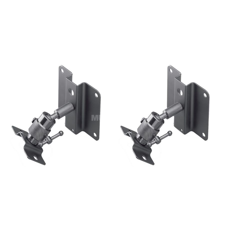 Adam Hall SPSG 3 B Wall Mount for Speakers Produktbillede