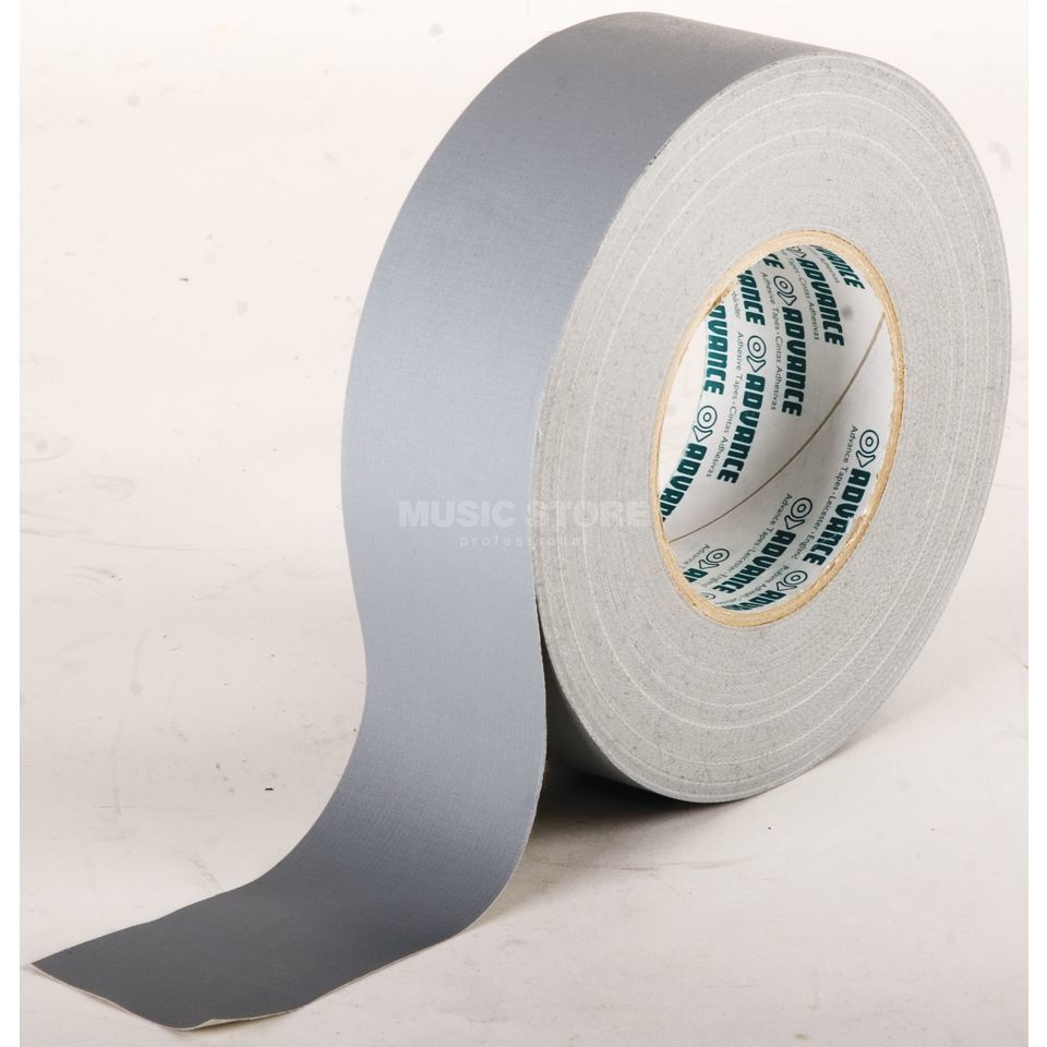 Advance AT159 Gaffa Tape silver 50m Product Image