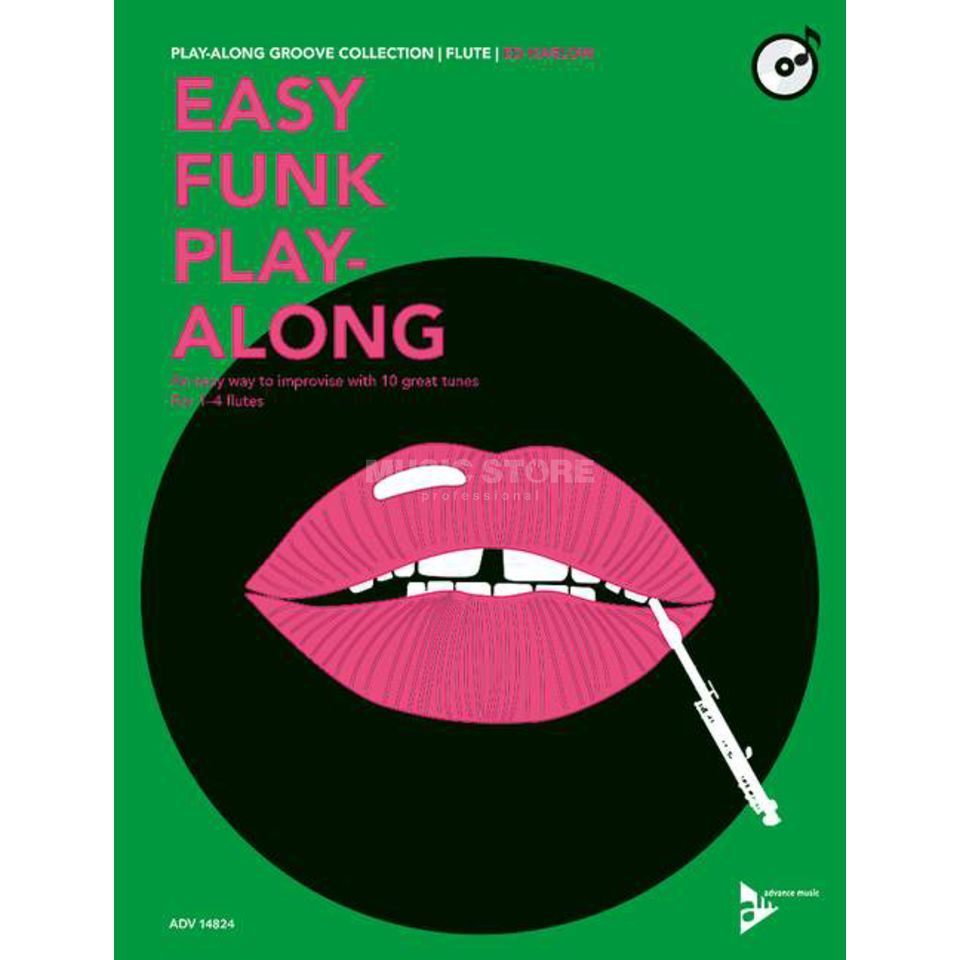 Advance Music Easy Funk Play-Along Produktbillede