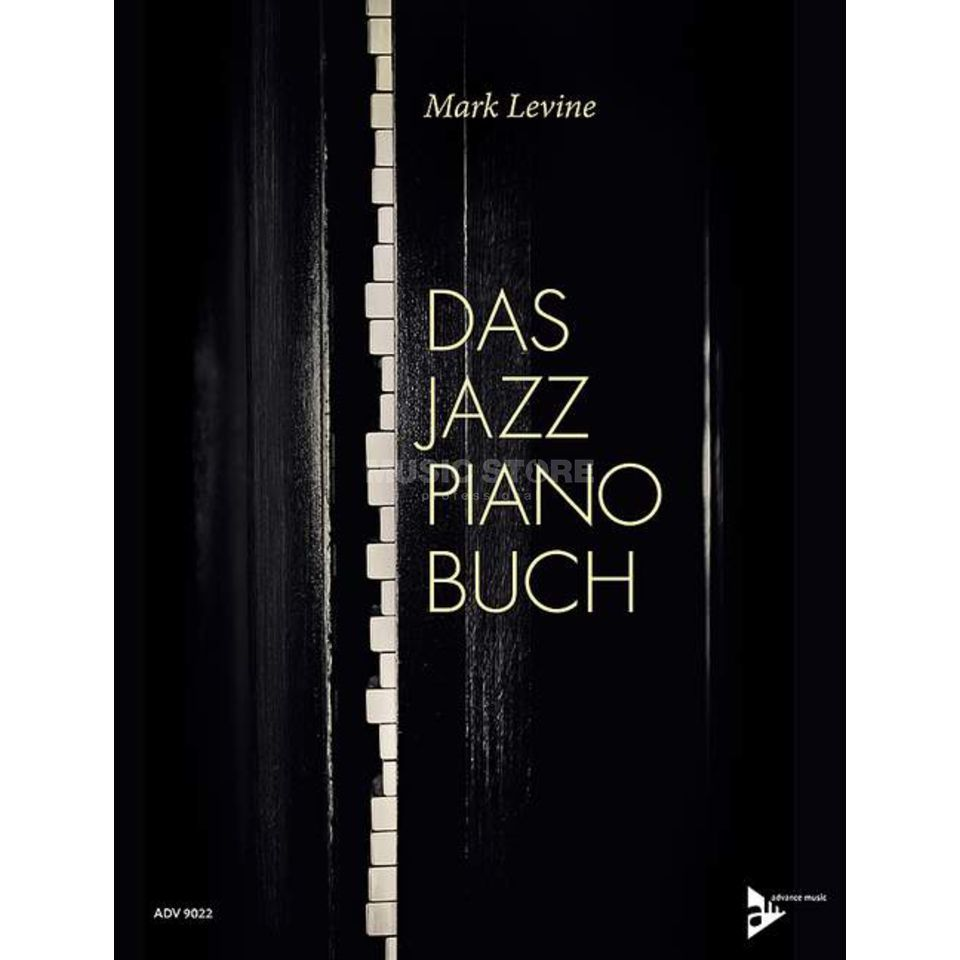 Advance Music Levine: Das Jazz Piano Buch Mark Levine, Buch Produktbild