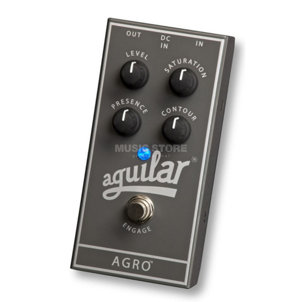 Aguilar Agro Pedal Bajo Overdrive Imagen del producto