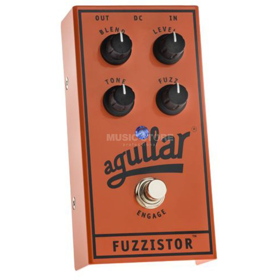 Aguilar Fuzzistor pedaal  Productafbeelding